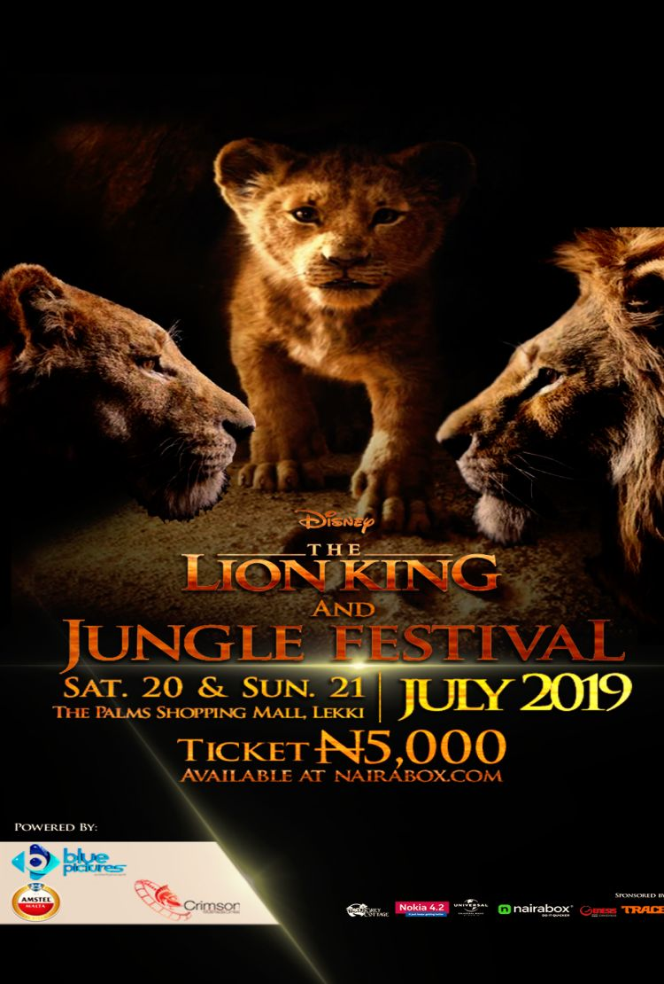The Lion King Jungle Party