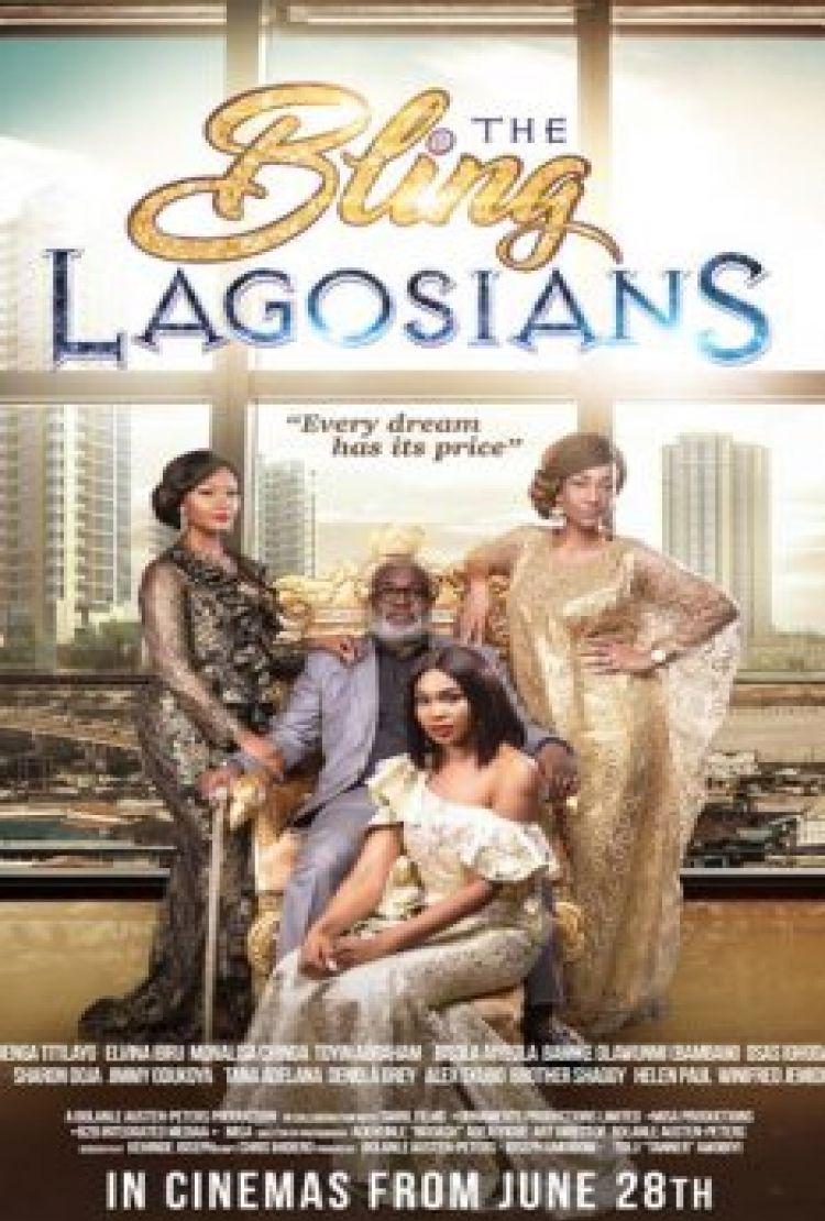 THE BLING LAGOSIANS - VIP