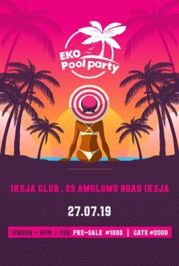 Eko Pool Party
