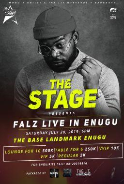 Falz Live in Enugu