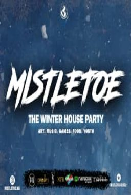 Mistletoe[The Winter House Party]