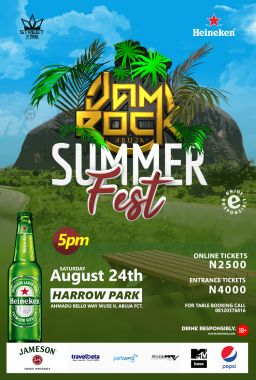 JAMROCK SUMMER FEST